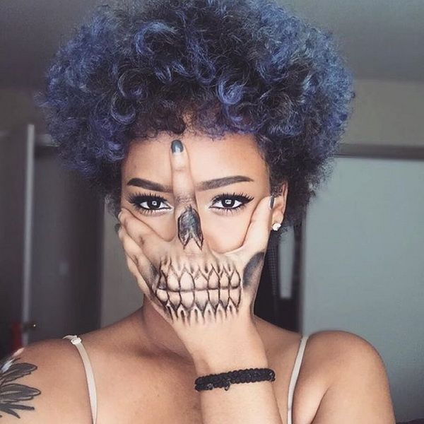 Sensational 1000 Ideas About Colored Natural Hair On Pinterest Natural Hair Short Hairstyles Gunalazisus