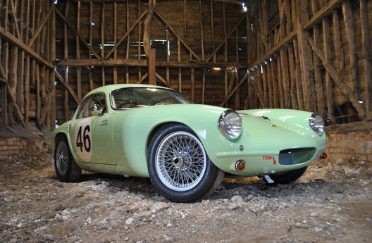 """1958 Lotus Elite Series 1- """"For the Love of Cars"""" and ex-Chris Barber - Silverstone Auctions"""