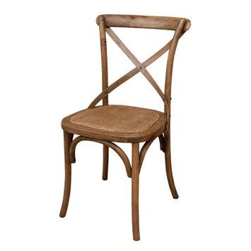 French Country crossback dining chair light polish - French provincial style in Sydney, Australia