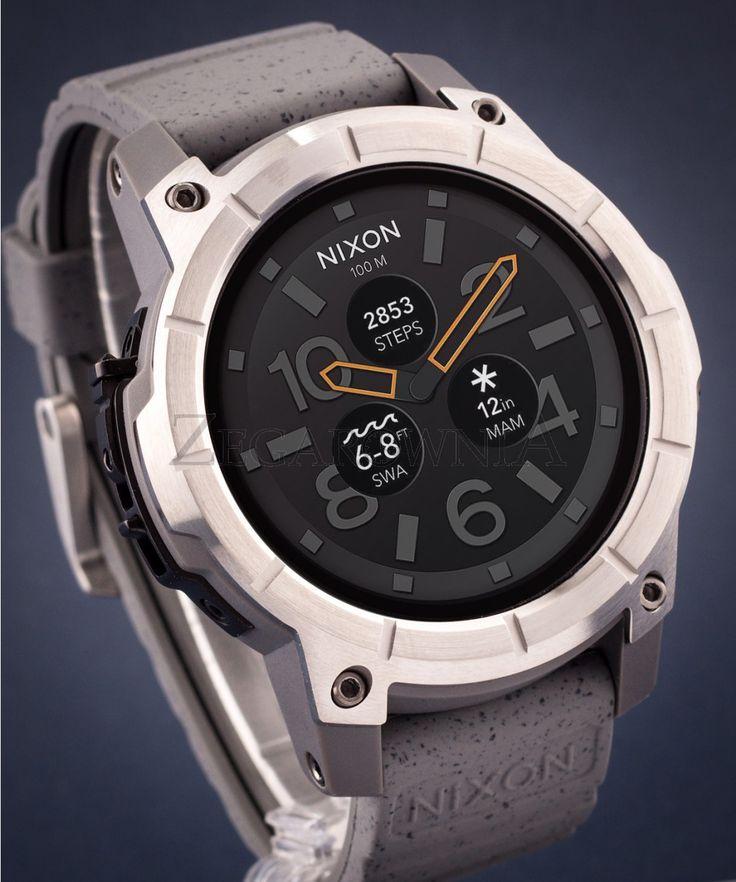 ZEGAREK MĘSKI NIXON MISSION https://zegarownia.pl/zegarek-smartwatch-meski-nixon-mission-a11672101