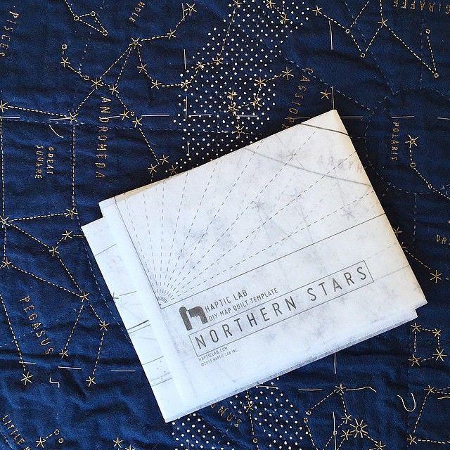 Haptic Lab - Constellation Quilt & DIY Kit