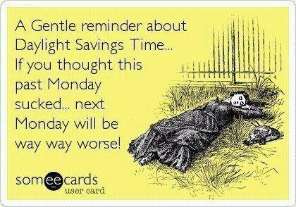 day light savings