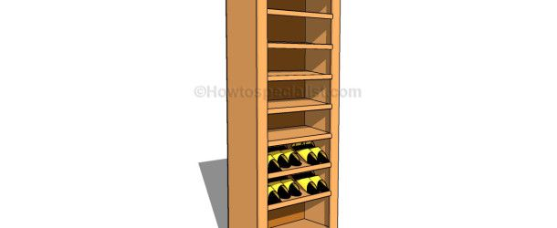 Shoe rack plans | HowToSpecialist - How to Build, Step by Step DIY Plans