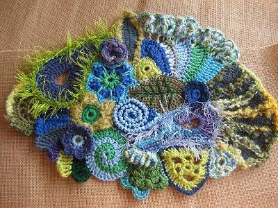 free crochet, by Susana
