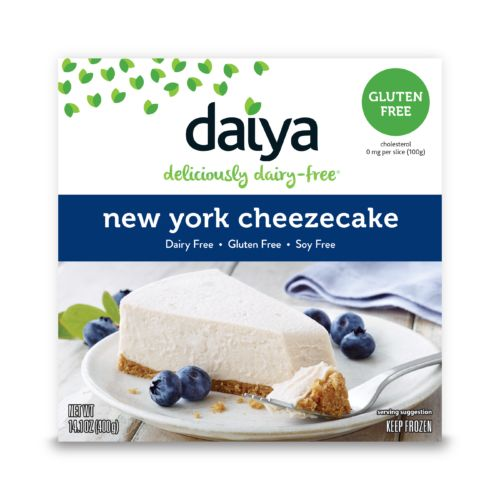 New York Cheezecake - Daiya Foods, Deliciously Dairy-Free Cheeses, Meals & More