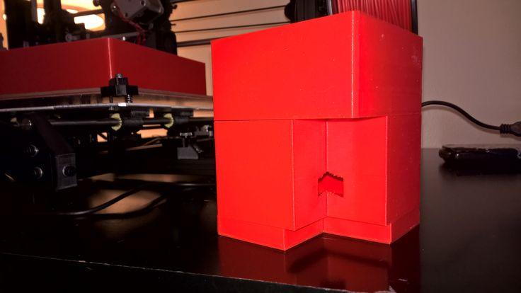 ADHDog automatic feeder half size replica