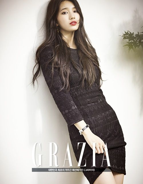 Miss A Suzy - Grazia Magazine September Issue '14