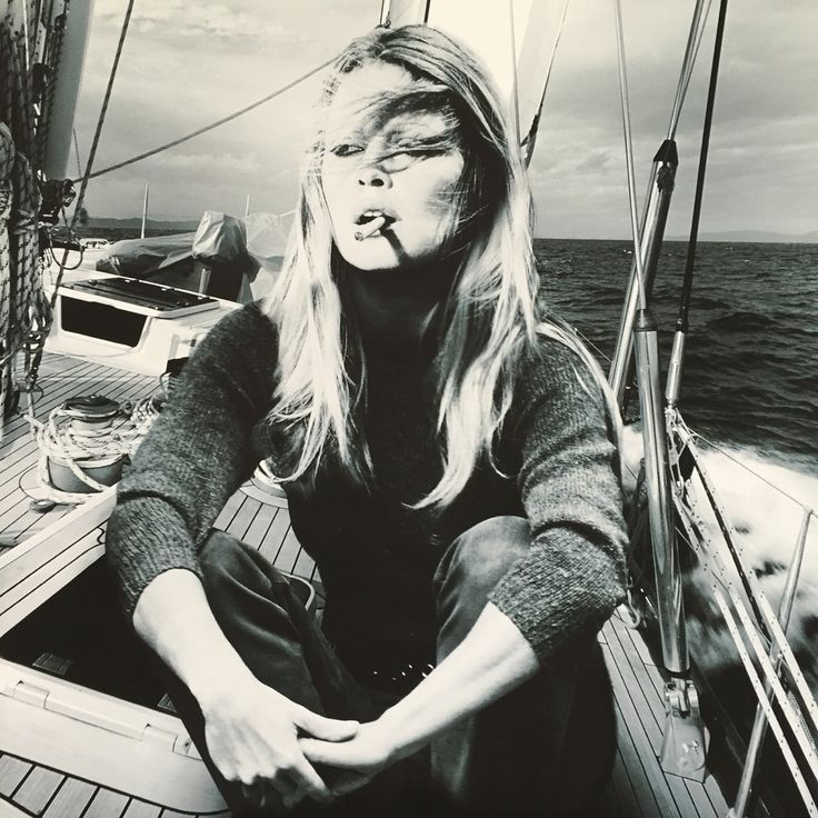Brigitte Bardot by Axel Crieger