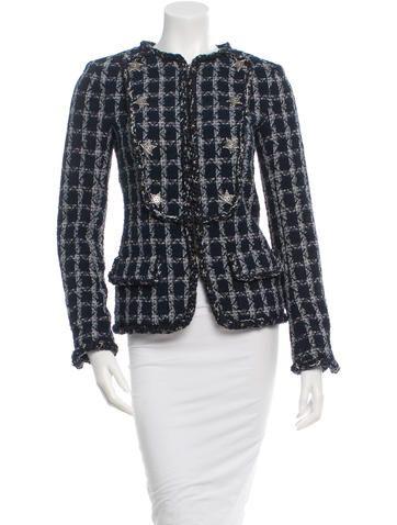 Chanel Paris-Dallas Tweed Jacket w/ Tags