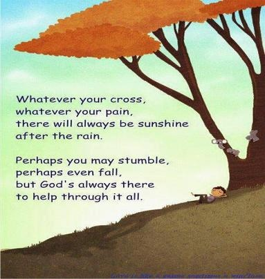 Sunshine After The Rain Share Your Quotes Quotes Sayings