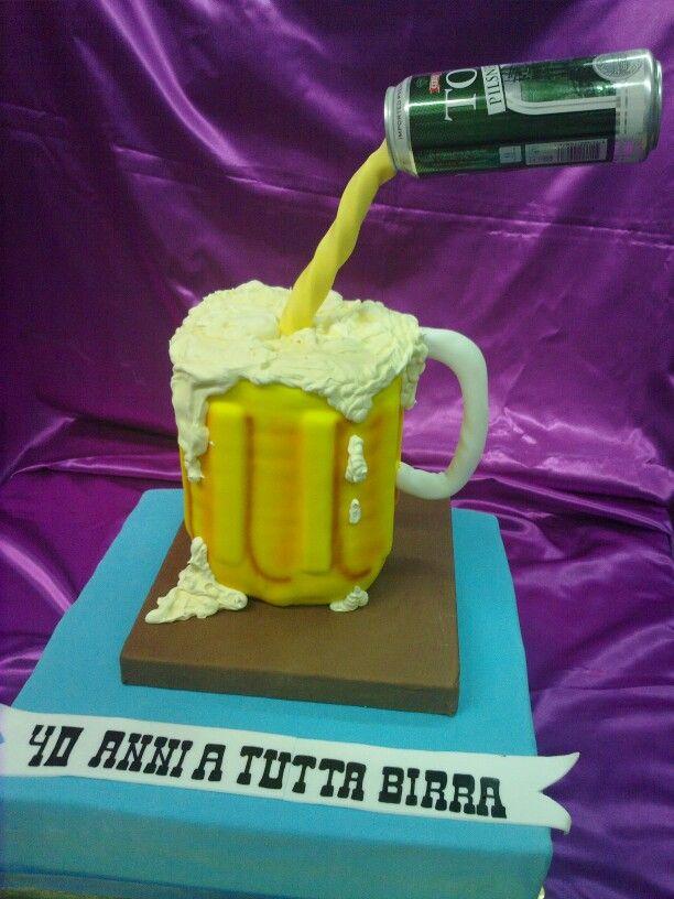 Torta birra