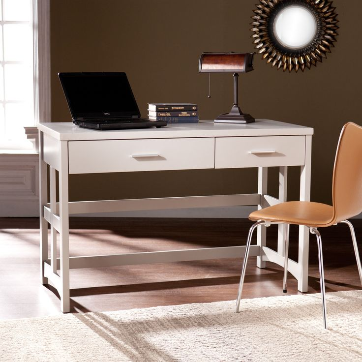 Harper Blvd Eleanor Gray Craftsman Desk