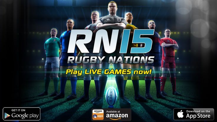 Just incase you've managed to miss it this weekend, here is the official trailer for #Rugby Nations 15! Better late than never, as they say...  #RWC2015 #Trailer #Advert #Promo #Mobile #Game #Video
