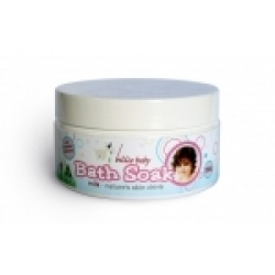 Goats Milk Soak, Called Bille Baby but perfect for sensitive Eczema, Allergy or Nappy Rashes rashes or anyone just needing a luxurious Goats Milk Soak