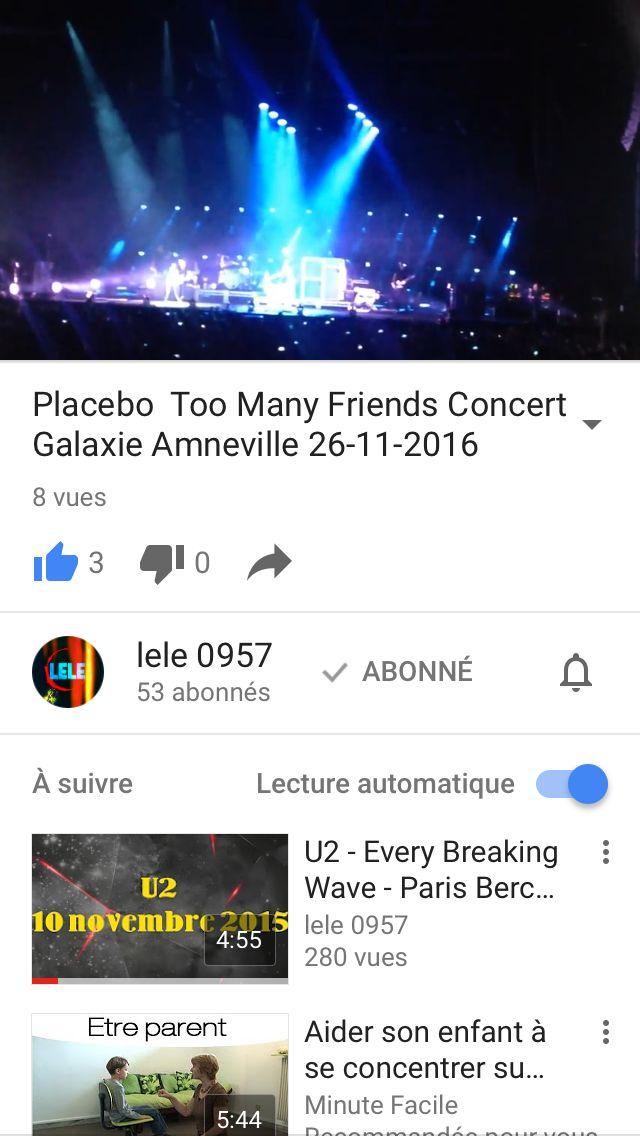 Lele0957 chaîne YouTube