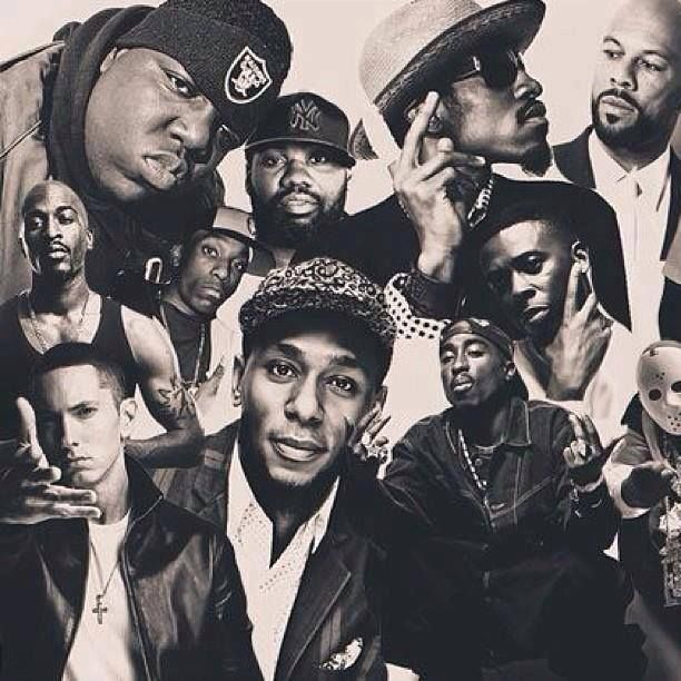 Hip Hop Legends Photo - ShockTribe Streetwear #HipHop #HipHopLegends