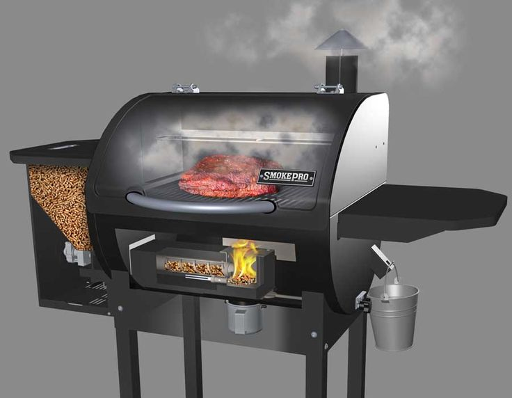 How Does A Pellet Grill Work Pellets Drop From The Hopper