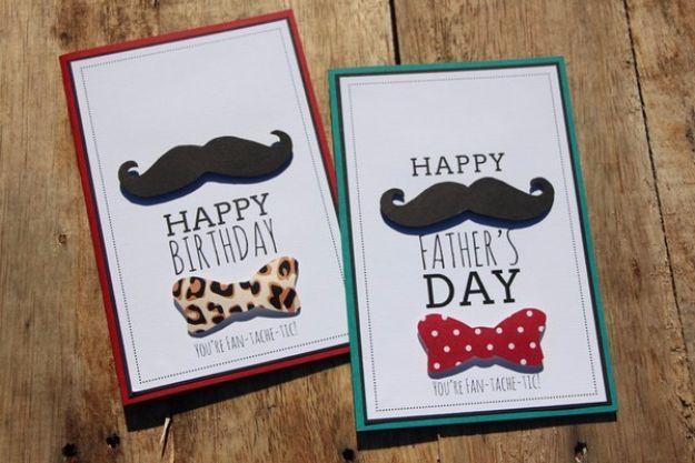 30 Handmade Birthday Card Ideas Dad Birthday Card Happy