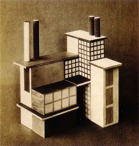 Building Block Set 1927: Ladislav Sutnar