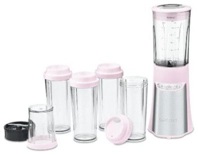 Girly 15 Piece Compact Portable Blender...