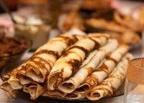 Romanian Pancakes (clatite)