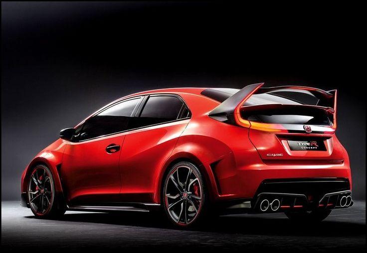 Amazing New Honda Civic 2015 Review