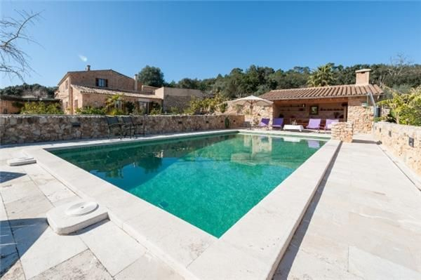 Holiday in Buger, Mallorca, Spain