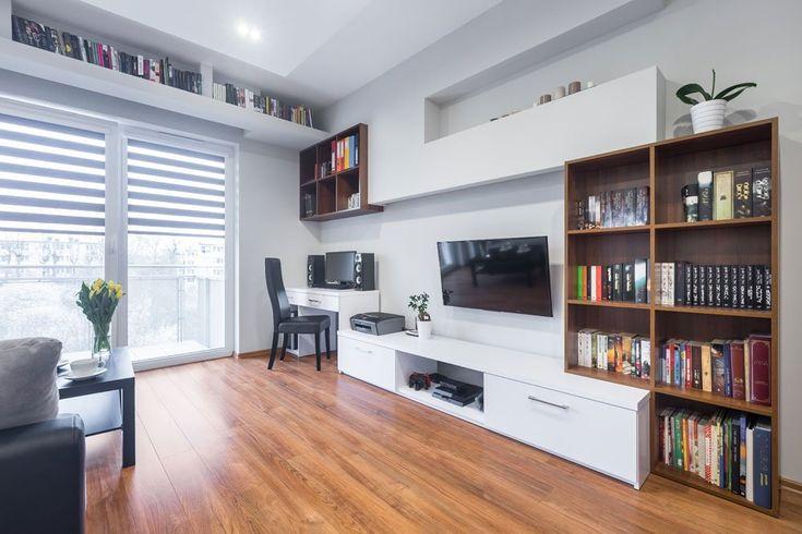 1-Zimmer-Wohnung platzsparend einrichten – 5 kreative …