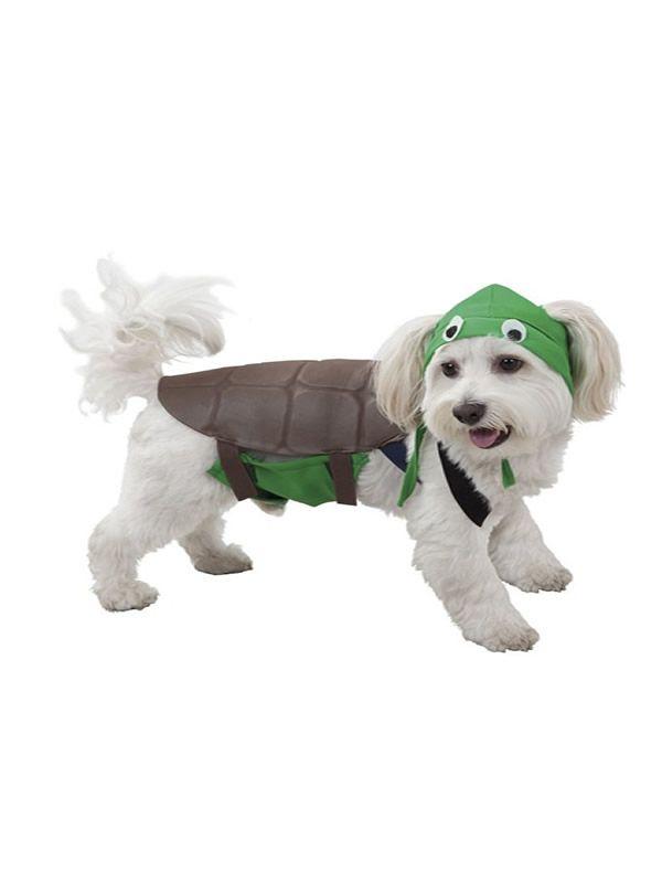 Quereis Comprar Un Disfraz De Tortuga Ninja Para Perro Barato En