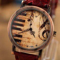 Vintage hodinky pro milovníky hudby