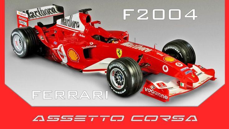 Assetto Corsa - Ferrari F2004 ASR