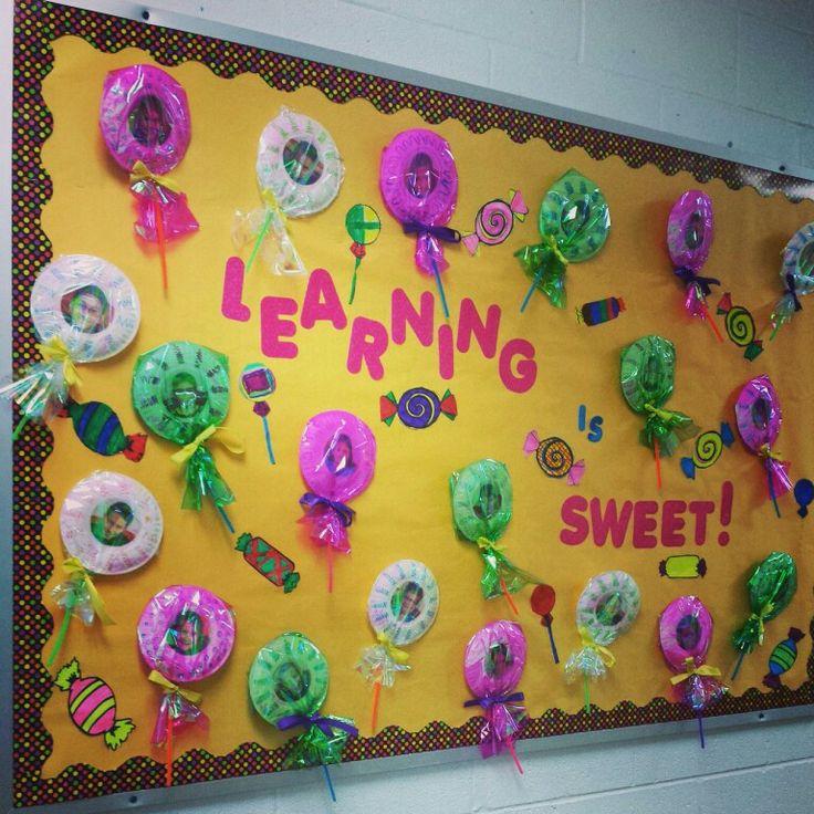 Candy Bulletin board