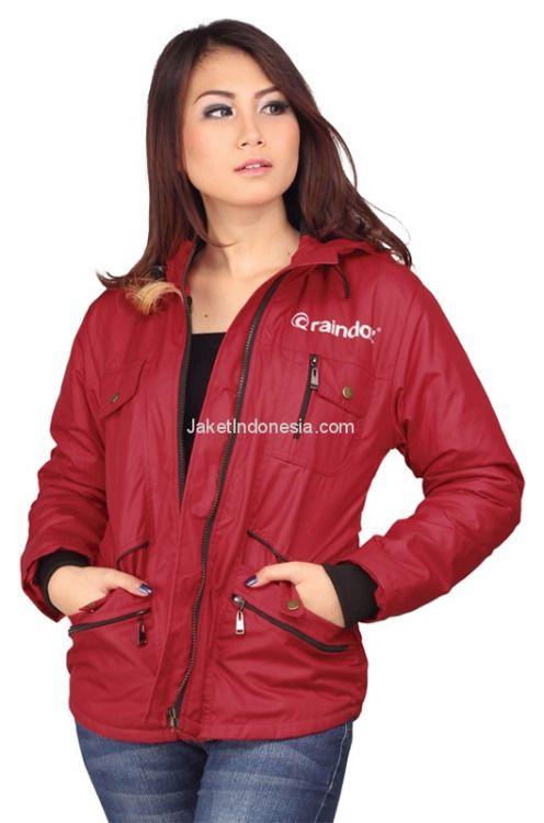 Jaket wanita RRL 007 adalah jaket wanita yang nyaman untuk...