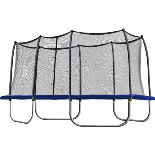 New Huge 15 X 17 Oval Trampoline Safety Net Enclosure: 17 Best Ideas About Trampoline With Enclosure On Pinterest