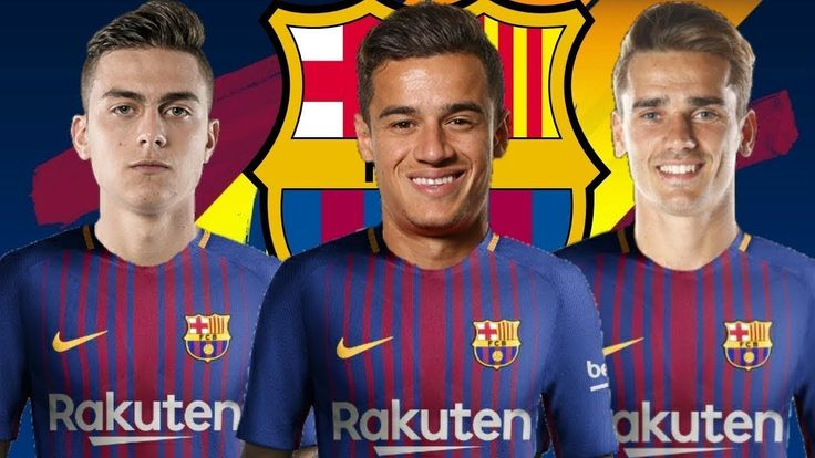 Fc Barcelona transfer 2017 And 2018