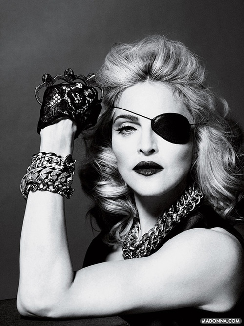Madonna - not buyin your music ANYMORE