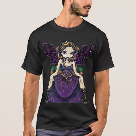 Queen Of Halloween gothic fairy Shirt - tap, personalize, buy right now!