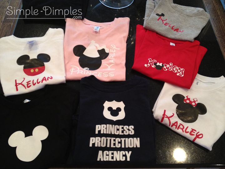11 best images about disney tshirts diy on pinterest for Diy disney shirt template