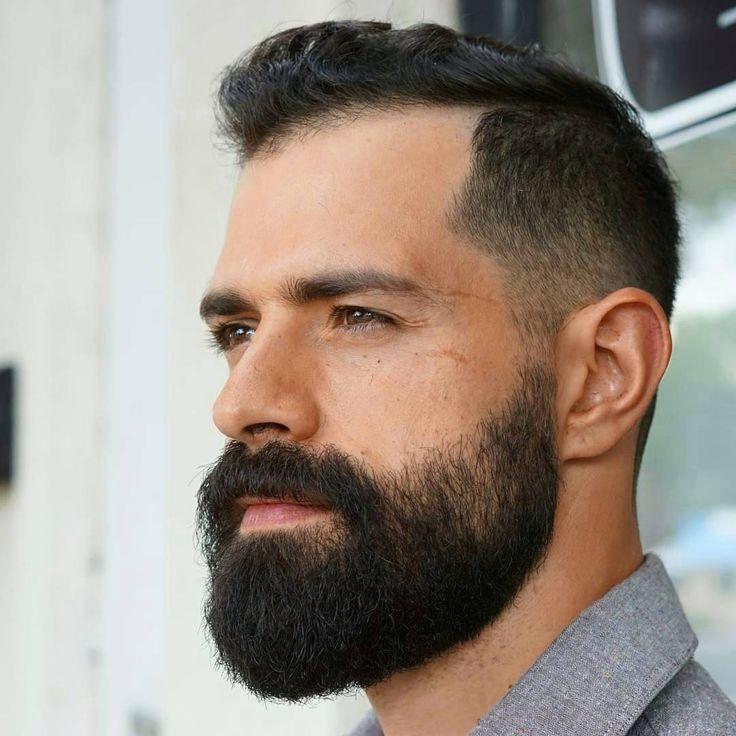 фото фасонов мужских бород что