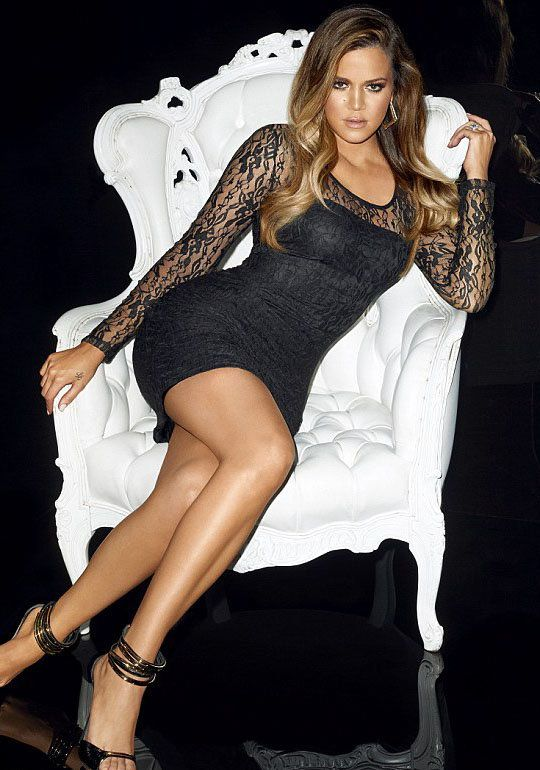khloe kardashian photo shoot | Khloe Kardashian also did some excellent posing.