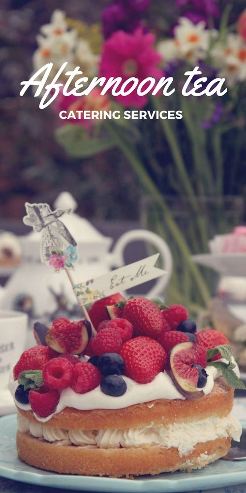 Afternoon Tea Catering Services: Prices, Reviews And Events Offering