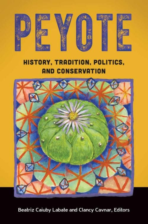 "Peyote: History, Tradition, Politics, and Conversation—The authors of this work integrate the history of peyote regulation in the United States and the special ""trust responsibility"" relationship between the American Indians and the government into their broad examination of peyote, a hallucinogenic cactus containing mescaline that grows naturally in Mexico and southern Texas."