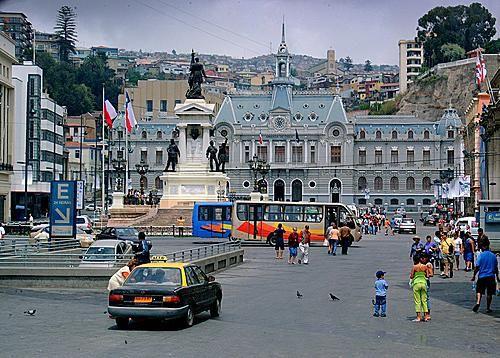 plaza sotomayor valparaiso - Buscar con Google
