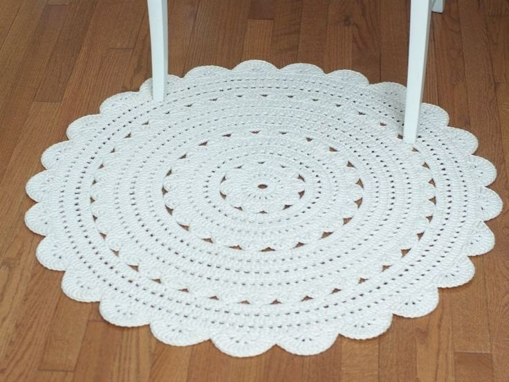 ...Handy Crafter...: Doily placemats