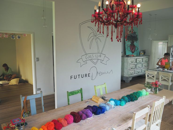 Charity collaboration - future dreamers living room