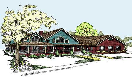 51 best images about u shaped ranch style house plans on for U shaped ranch style home plans