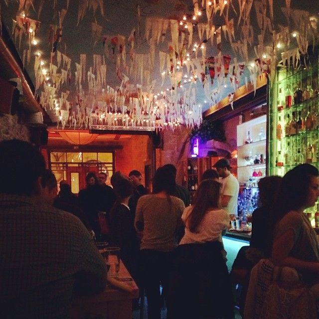 Cozy atmosphere #enotecabar