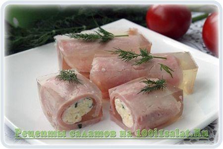 Салат «садко» лосось соус айоли рецепт