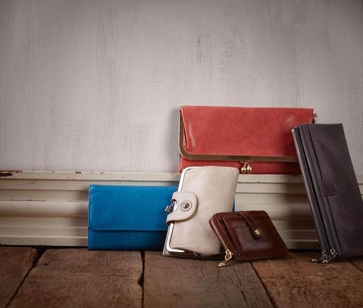Rebel from cheap vinyl and fake leather! Treat yourself to the genuine leather of a HOBO wallet. HOBO products are made to last the test of time. We need style AND durability, and that's what we'll get! Many styles available in store! #ShopLocal #ShopByInvitation #CharmingPaperAndPresents #GiveThemTheirFavoriteGifts