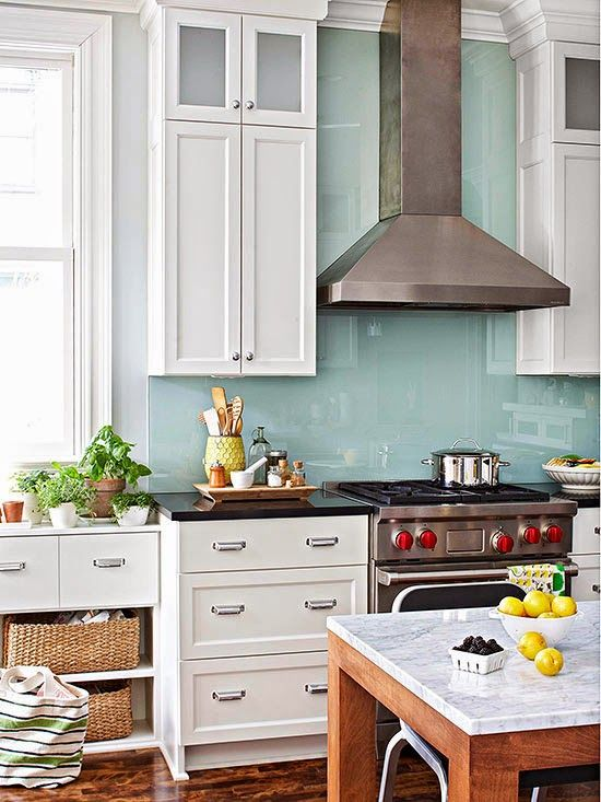 Kitchen backsplash- Inspirations -        Remember that kitchen update we have been working on over here?    Yeah, that one.    The one...